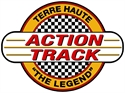 Picture of Terre Haute Action Track decal