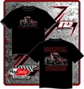 Picture of Essential nonwing sprint tee
