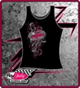 Picture of Speedrome ladies racerback tank top